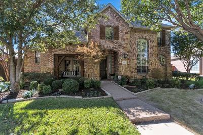 Plano Single Family Home For Sale: 4008 Morning Star Road