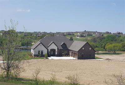 Weatherford Single Family Home For Sale: 125 Signature Court
