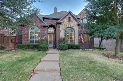 Rockwall Single Family Home For Sale: 2225 Falls View Drive