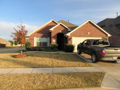 Little Elm Single Family Home For Sale: 2212 Jasmine Valley Drive