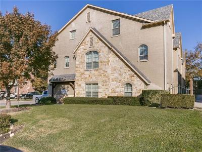 Highland Park, University Park Condo For Sale: 3448 Daniel Avenue #2