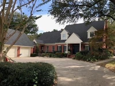 Cedar Creek Lake, Athens, Kemp Single Family Home For Sale: 4 Willowbrook Circle