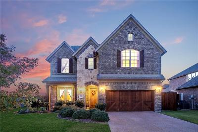 Prosper Single Family Home For Sale: 1121 Downing