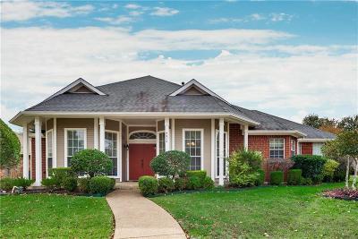 Rowlett Single Family Home For Sale: 4414 Lake Hill Drive