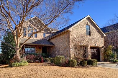 Keller Single Family Home For Sale: 1107 Marblewood Drive