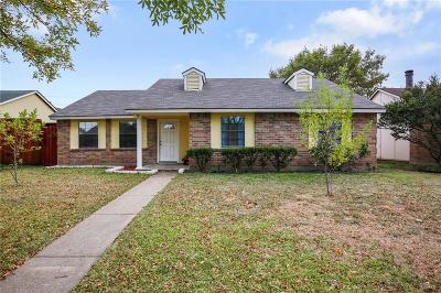 The Colony Single Family Home For Sale: 5640 Painter Street