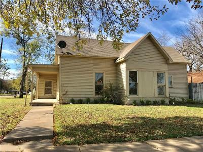 Ennis Multi Family Home For Sale: 801 NW Main Street