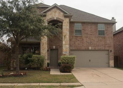 Fort Worth Single Family Home For Sale: 8820 Noontide Drive
