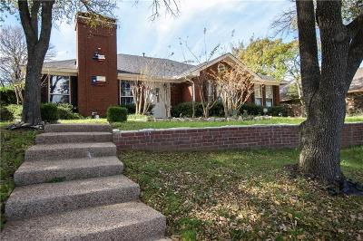 Dallas Single Family Home For Sale: 8707 Woodfell Court