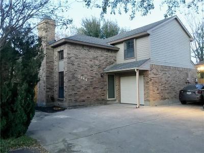 Dallas Single Family Home For Sale: 2944 Harbinger Lane