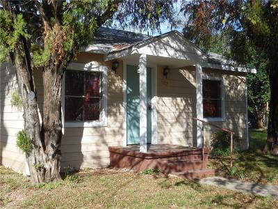 Comanche County Single Family Home For Sale: 1007 W College Avenue