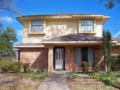 Mckinney Single Family Home Active Option Contract: 102 W Graham Street