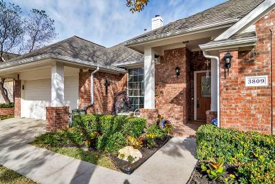 Fort Worth Single Family Home For Sale: 3809 Rochester Drive
