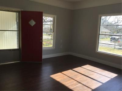 Weatherford Single Family Home For Sale: 412 W Ball Street