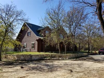 Joshua Single Family Home For Sale: 841 County Rd 904