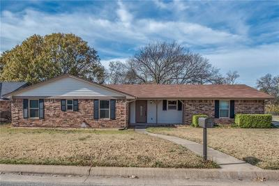 Weatherford Single Family Home For Sale: 302 Cherry Street