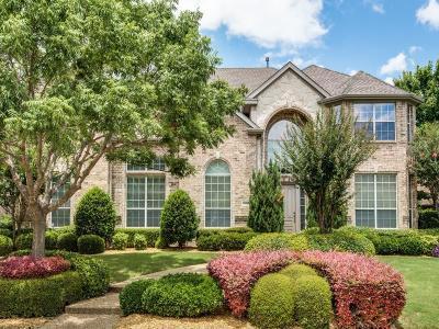 Allen Single Family Home For Sale: 1002 Estes Park Drive