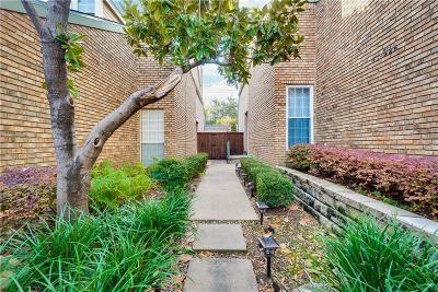 Dallas Condo For Sale: 5565 Preston Oaks Road #128