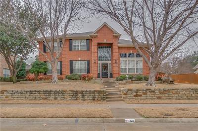 Coppell Single Family Home For Sale: 335 Westlake Drive