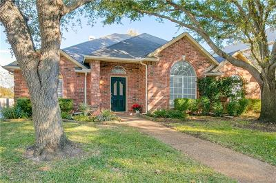 North Richland Hills TX Single Family Home Active Contingent: $270,000