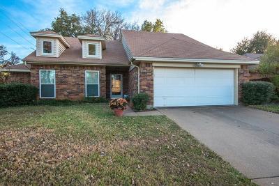 Grapevine Single Family Home For Sale: 501 Post Oak Road