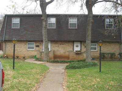 Richland Hills Multi Family Home For Sale: 7604 Bridges Avenue #A & B