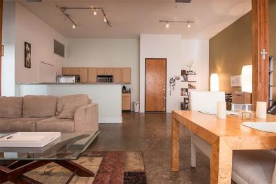Dallas Condo For Sale: 2502 Live Oak Street #124