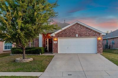 Fort Worth Single Family Home For Sale: 1416 Broken Spoke Court
