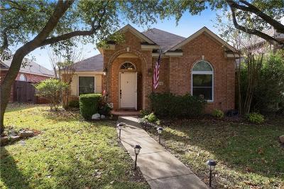 Allen Single Family Home For Sale: 1216 Cameron Lane