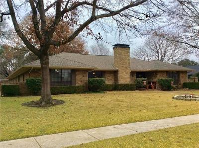 Plano Single Family Home For Sale: 2309 Williams Way