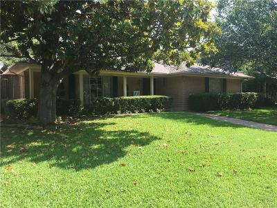 Single Family Home For Sale: 9557 Dartridge Drive