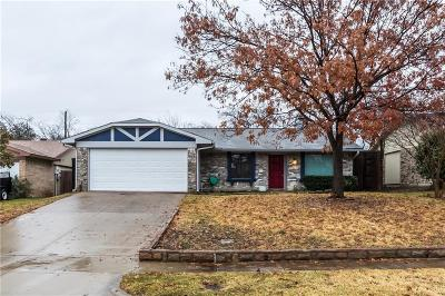Carrollton Single Family Home For Sale: 2247 Heartside Place