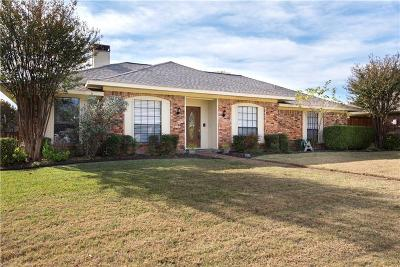 Plano Single Family Home For Sale: 2816 Fountain Head Drive