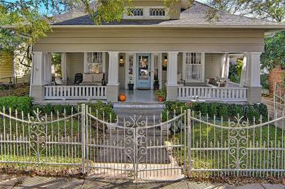 Fort Worth Single Family Home For Sale: 1805 S Henderson Street