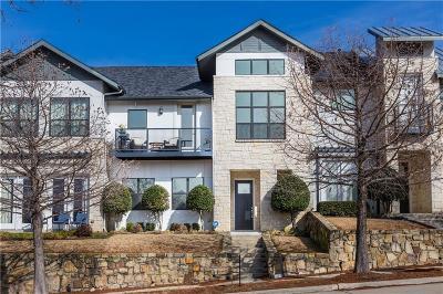 Carrollton Townhouse For Sale: 2248 Hemingway Lane
