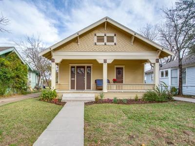 Dallas Single Family Home For Sale: 414 S Willomet Avenue