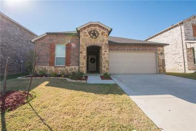 Fort Worth Single Family Home For Sale: 7829 Tudanca Trail
