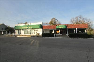 Whitewright TX Commercial For Sale: $317,500