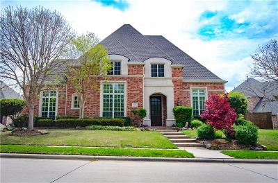 Mckinney Single Family Home For Sale: 3313 Laurel Fork Drive