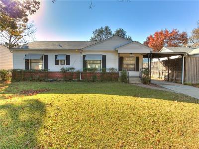 Dallas Single Family Home For Sale: 11508 Rupley Lane