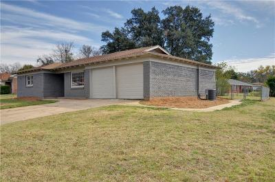 Fort Worth Single Family Home For Sale: 389 Bellvue Drive