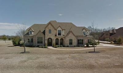 Allen Single Family Home For Sale: 508 Hart Lane