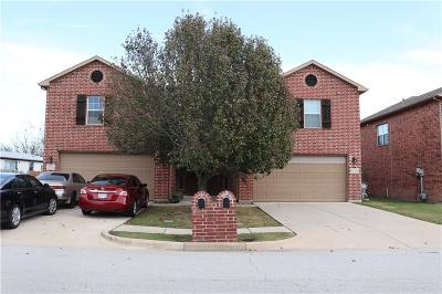 Little Elm Multi Family Home For Sale: 200 Castleridge Drive #A & B