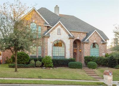 Rockwall Single Family Home For Sale: 1380 Riverside Oaks Drive
