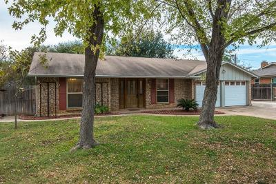 Bedford TX Single Family Home Sold: $174,500