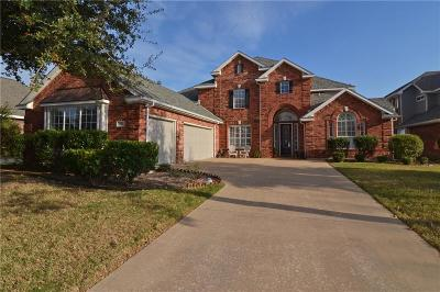 Rowlett Single Family Home For Sale: 9810 Waterview Parkway
