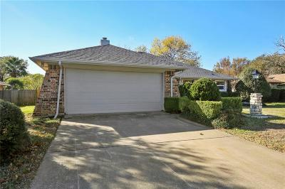 Hickory Creek Single Family Home For Sale: 5 Chasewood Circle