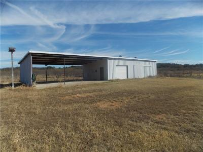 Weatherford Farm & Ranch For Sale: 587 Ox Mill Creek