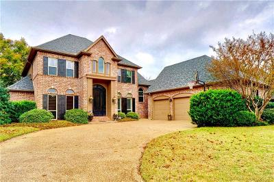 Southlake Single Family Home Active Option Contract: 400 Southridge Lakes Parkway