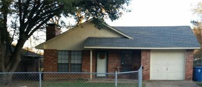 Seagoville Single Family Home Active Option Contract